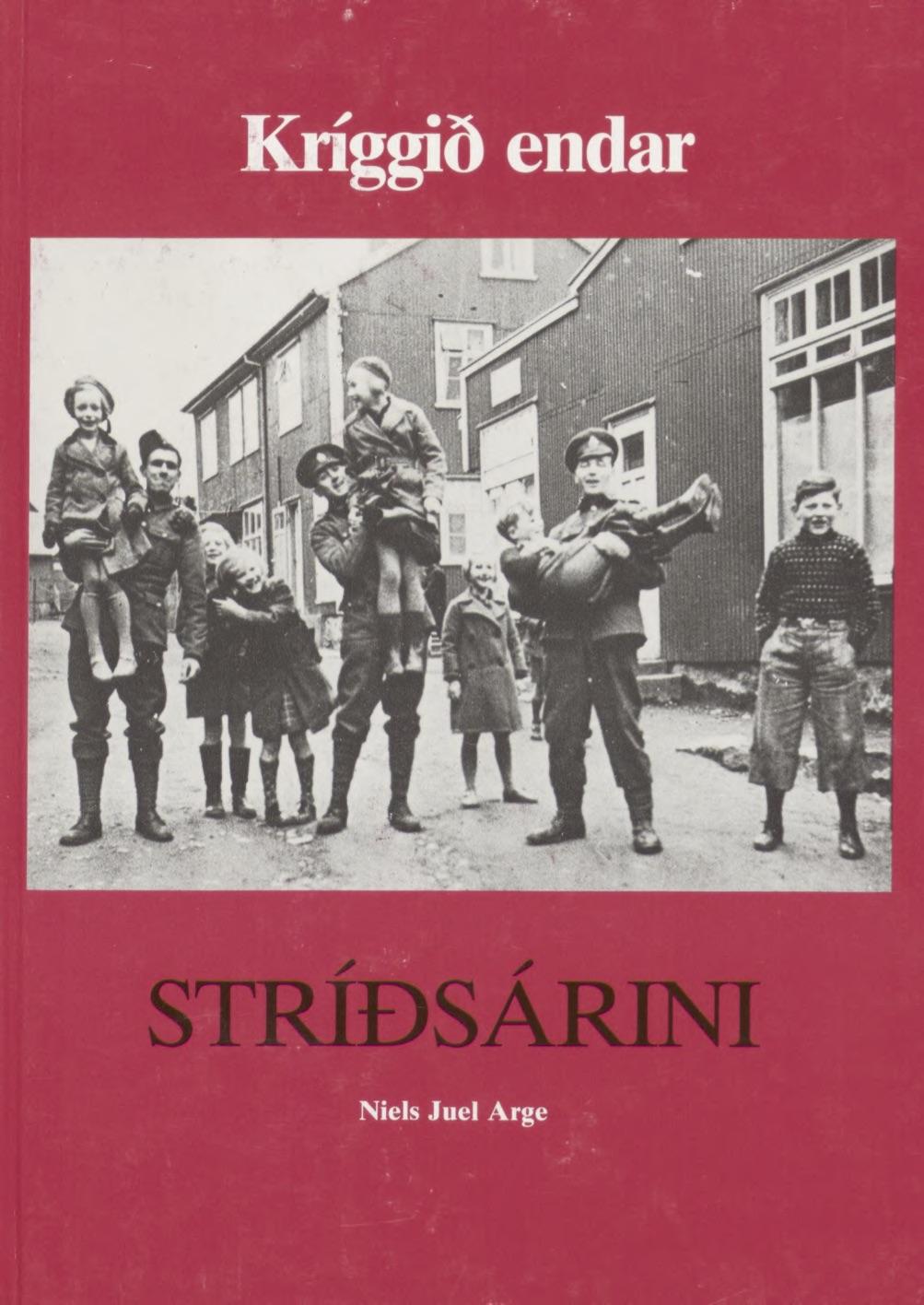 Stríðsárini 6 - Kríggið endar